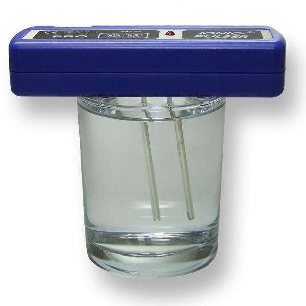 Colloimed Medionic Ionic-Pulser PRO3 System Kolloidales Silber herstellen Glas