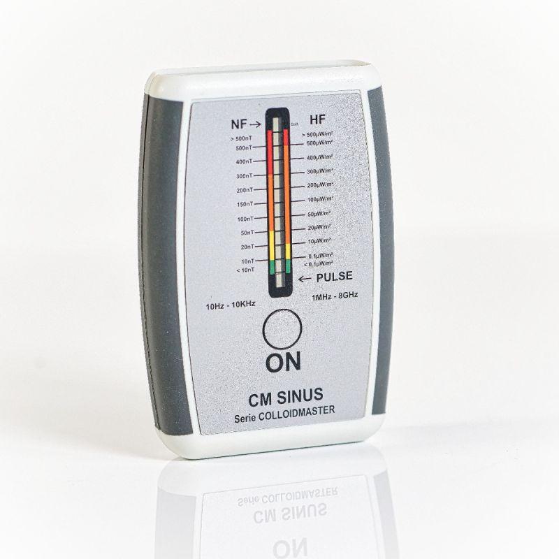 Colloimed CM Sinus Elektrosmog Tester für WLAN 5G Mobilfunk