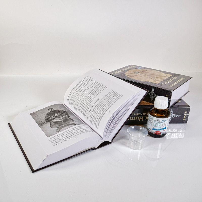 Colloimed Codex Humanus mit kolloidales Silber - Das Gesundheitsbuch