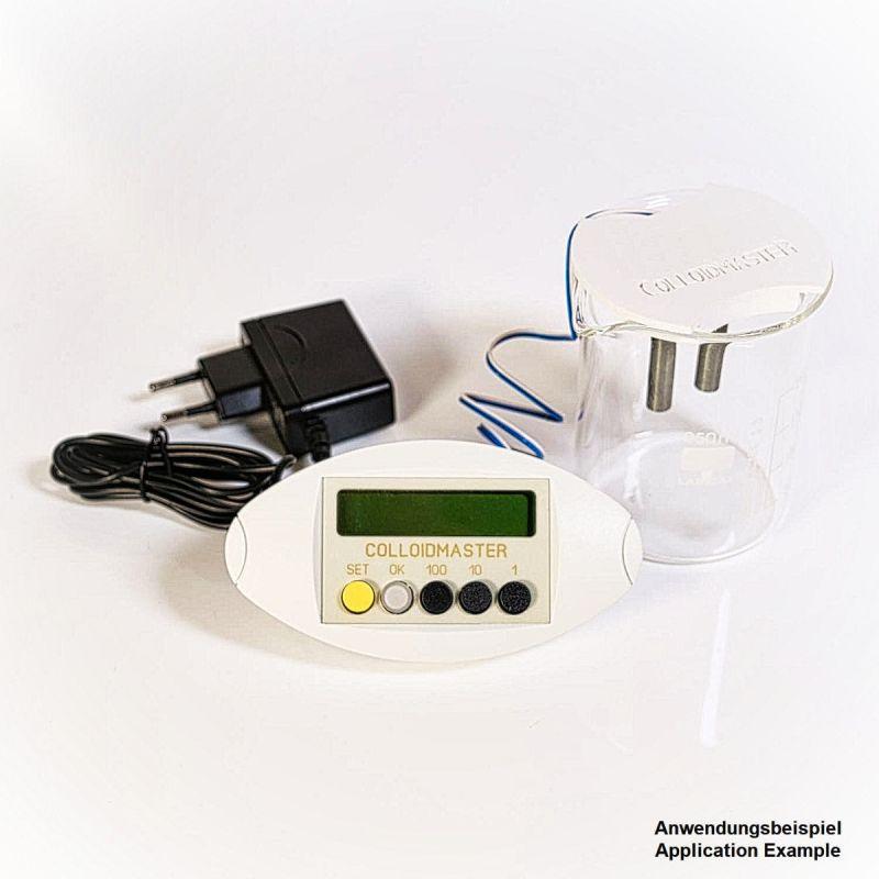 Colloimed Eisen Elektroden Anwendungsbeispiel