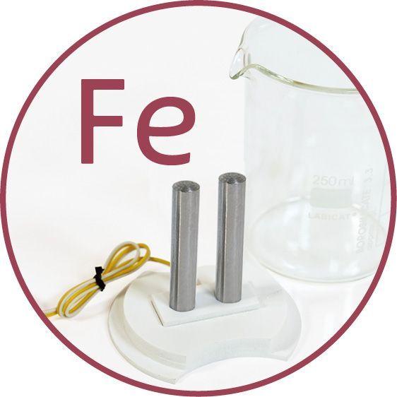 Colloimed Chrom Elektroden kolloidales Chrom herstellen