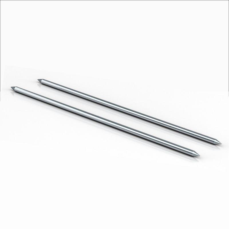 Colloimed Silberelektroden zur Herstellung von kolloidalem Silber