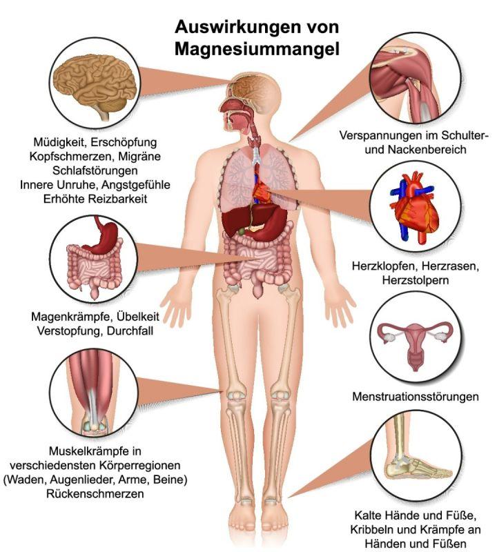 Colloimed Hilfe bei Magnesiummangel mit kolloidalem Magnesium
