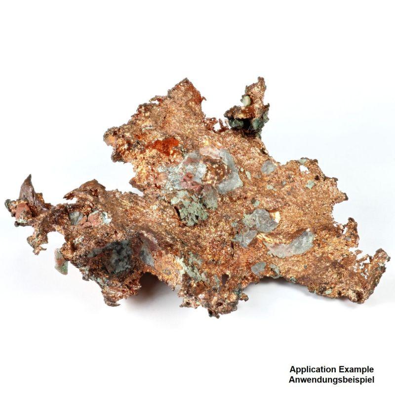 Colloimed kolloidales Kupfer gesundes Spurenelement im  menschlichen Organismus